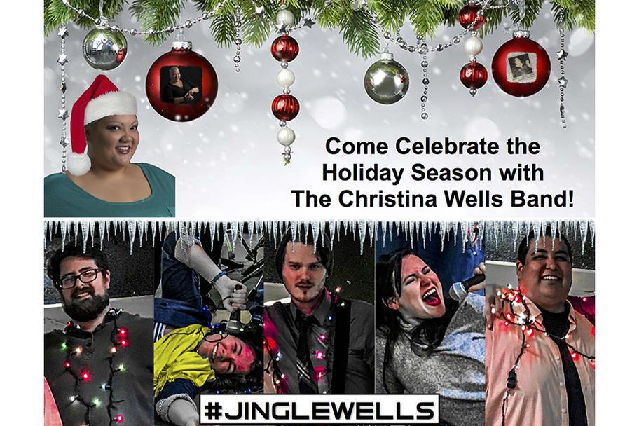 Juxtapose Emphasis Theatre - The Cristina Wells Band