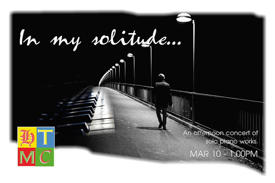 Lone Star Lyric - In My Solitude