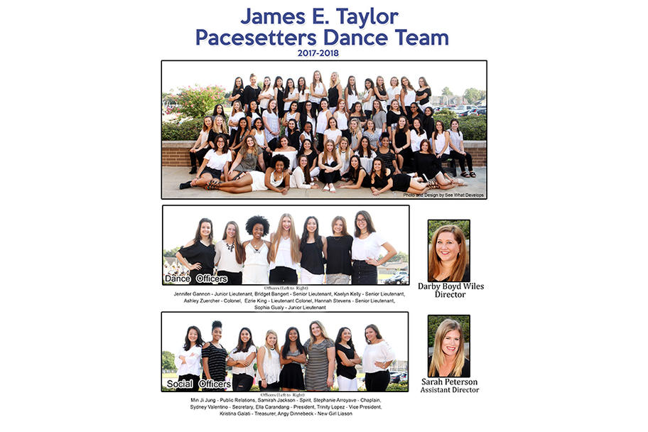 Taylor Dance Productions - Pacesetters Dance Team