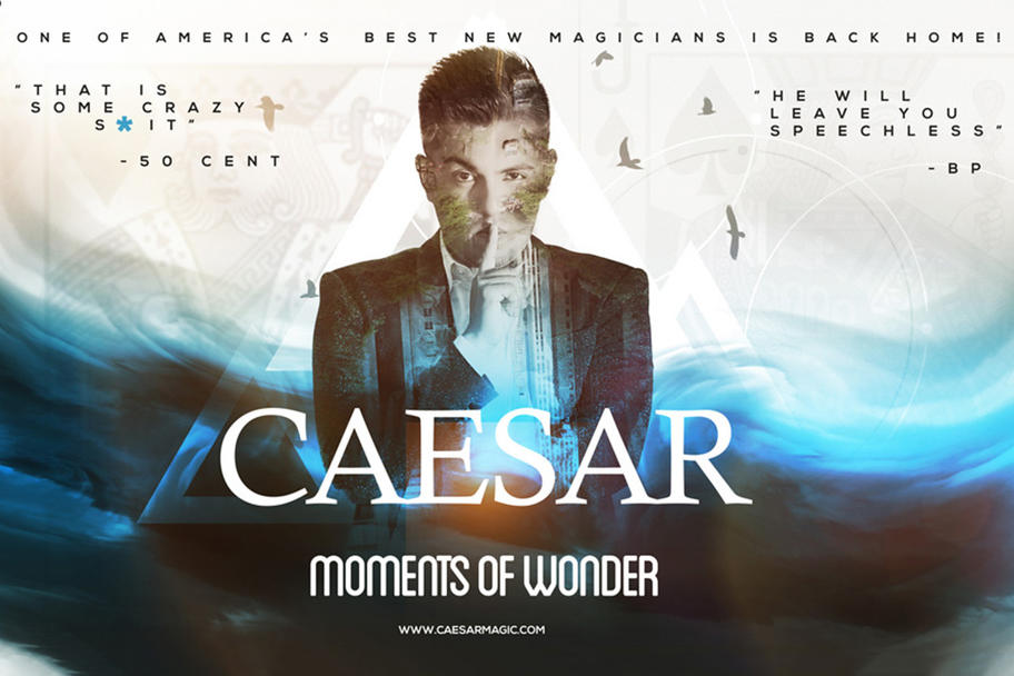 Caesar Magic - Moments of Wonder
