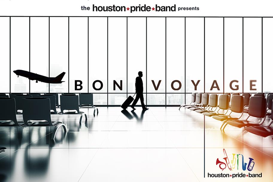 Houston Pride Band - Bon Voyage