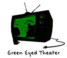 Green Eyed Theater Logo