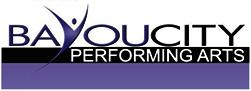 Bayou City Performing Arts Logo
