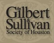 Gilbert and Sullivan Society of Houston - Logo