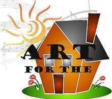Art for the House logo