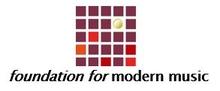 Foundation for Modern Music - Logo