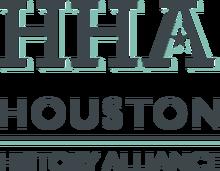 Houston History Alliance - Logo