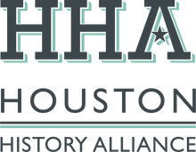 Houston History Alliance - Logo