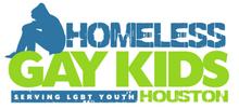 Homeless Gay Kids Houston Logo