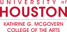 UH Kathrine G. McGovern College of the Arts-logo