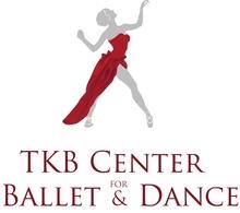 TKB Center for Ballet and Dance Logo