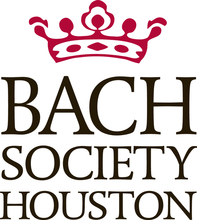 Bach Society Houston - Logo