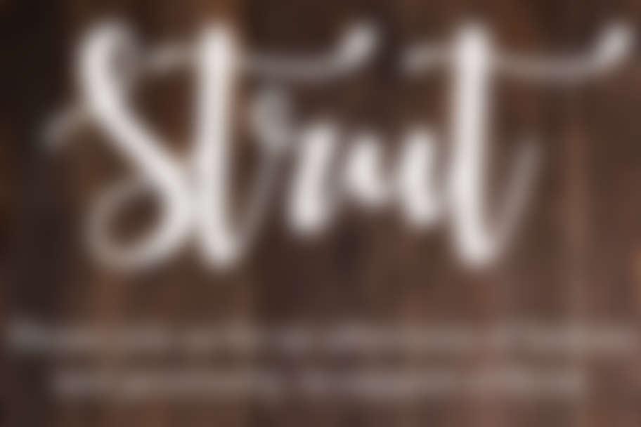 Strut - Strut Runway Show