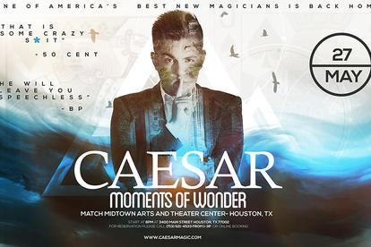 Caesar Magic - Moments of Wonder