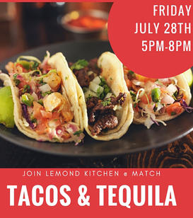 Lemond Kitchen - Taco and Tequila