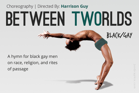 Harrison Guy presents - Between Two Worlds