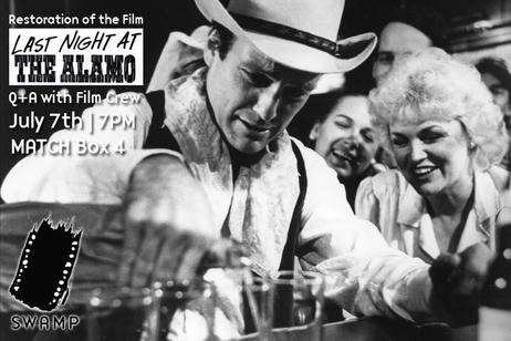 SWAMP - Last Night at the Alamo
