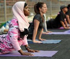 Progress Theatre - Enter Faith Yoga