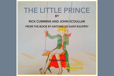 Luciole International Theatre Company - The Little Prince