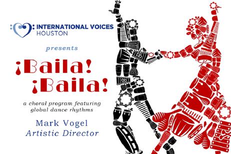 International Voices Houston - Baila Baila