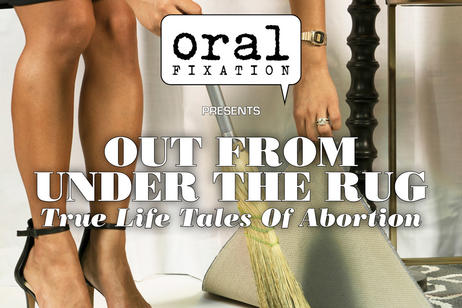 Oral Fixation - Out From Under the Rug