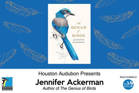 Houston Audubon - The Genius of Birds