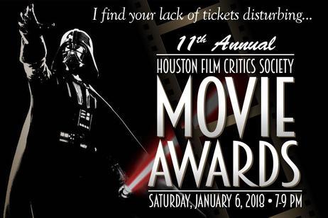 Houston Film Critics Society - 11th Annual Movie Awards