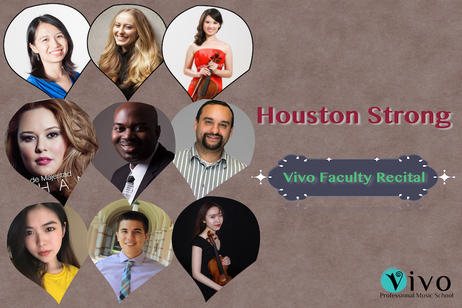 VIVO Professional Music School - Houston Strong