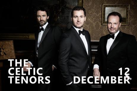 MATCH Presents - Celtic Tenors