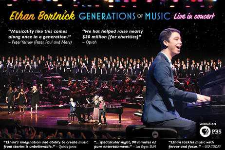 Ethan Bortnick - Live in Concert