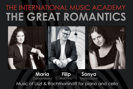 International Music Academy - The Great Romantics