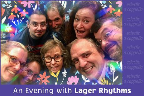 Lager Rhythms - An Evening with Lager Rhythms