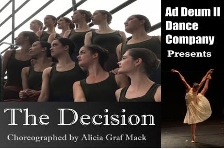Ad Deum II - The Decision