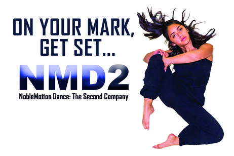 NMD2 - On Your Mark, Get Set... NMD2