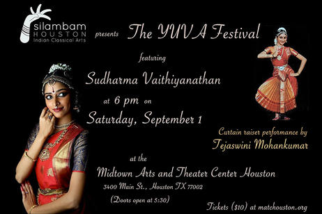 Silambam Houston - The YUVA Festival