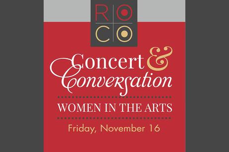 ROCO - Concert and Conversation