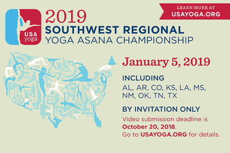 USA Yoga - 2019 Yoga ASANA Championship