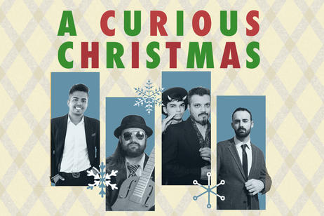 Curiously Enough - A Curious Christmas