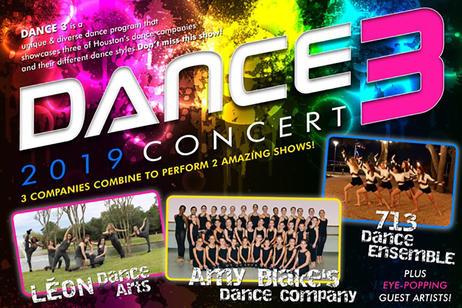 Leon Dance Arts - Dance 3 2019