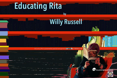 Luciole International Theatre Co - Educating RIta