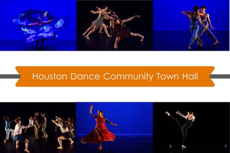 Dance Source Houston - Houston Dance Community Town Hall