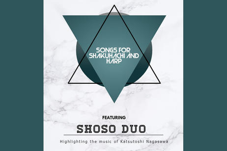 Shoso Duo - Song for Shakuhachi and Harp