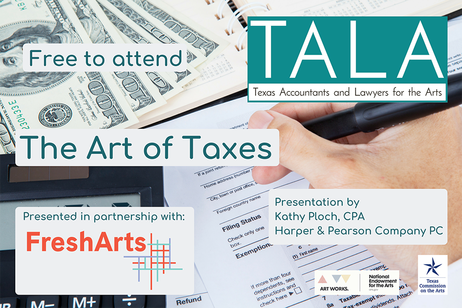 TALA - The Art of Taxes