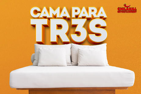 Chilakill Entertainment - Cama para Tr3s