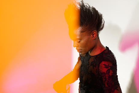 CounterCurrent19 - Sitting on a Mans Head - Photo: Okwui Okpokwasili and Peter Born, 2019. Courtesy the artists.