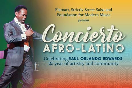 Flmart - Concierto Adro-Latino