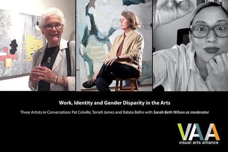 Visual Arts Alliance - Work Identity and Gender