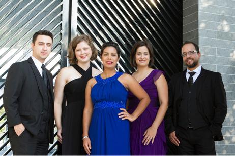 Terra Nostra Ensemble - Iberoamerica
