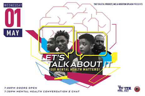 TRUTH Project - Lets Talk About It - Our Mental Health Matters
