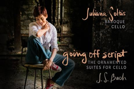 Juliana Soltis - Going Off Script